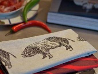 Jean Vier - arnaga cochon - Strofinaccio