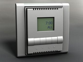 Wimove - horloge radio programmable 4 canaux gamme bosys - Centralina Di Comando Domotica