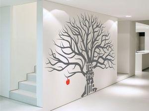 KREA HABITAT - el arbol de la vida - Sticker