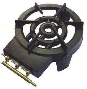 TECHNILOISIRS - réchaud professionnel gaz 32x41x19cm - Scaldavivande