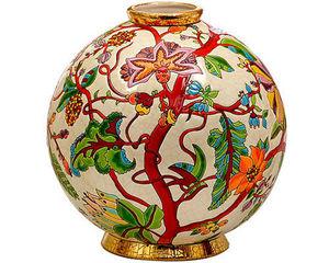 Emaux De Longwy - boule flo (aurore) - Sfera Decorativa