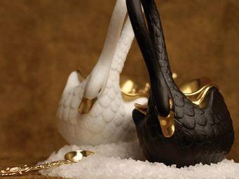 L'OBJET - swans - Saliera E Pepiera