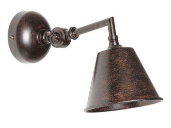 Maisons du monde - applique rusty rétro - Applique Da Comodino
