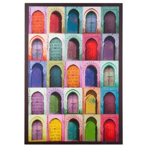 Maisons du monde - toile marrakech - Tela