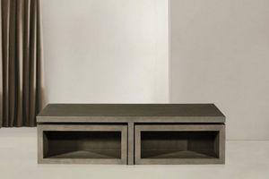 XVL Home Collection -  - Tavolino Soggiorno Con Cassetti