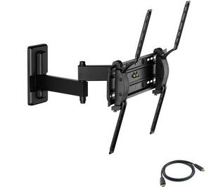 Meliconi - kit n3 - support mural orientable + cble hdmi 3d - Portaschermo