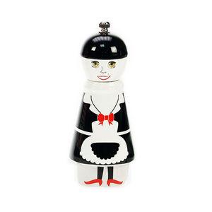 WHITE LABEL - moulin à poivre ou sel collection serveur femme - Macina Sale