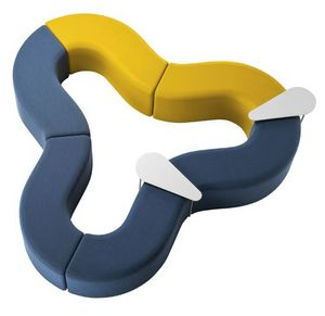 Chairs & More - churros - Divanetto Rotondo
