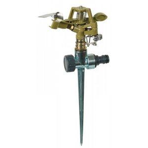 RIBILAND by Ribimex - arroseur cracheur métal sur piquet métallique ribi - Irrigatore
