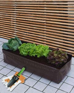 GARDENOVA - jardinière souple 100x42x25cm - Contenitore Per Orto