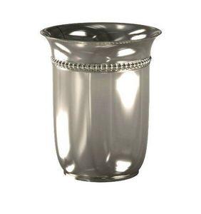 ORFEVRERIE BAUDINO - simple perles - Bicchiere Di Metallo
