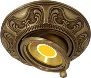 FEDE - toscana siena swivel & tilt collection - Faretto / Spot Da Incasso