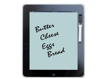 INVOTIS - mémo tablette tactile - Lavagna Bianca