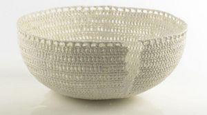Studio Laura StraBer - crochet trauma - Paniere
