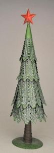 Demeure et Jardin - sapin vert petit modèle - Albero Di Natale Artificiale