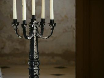 PROVENCE ET FILS - chandelier othello - - Candelabro