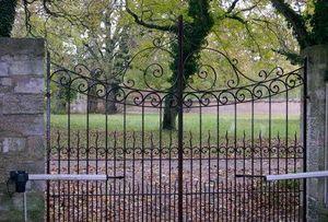 La Forge  de La Maison Dieu -  - Cancello A Battente