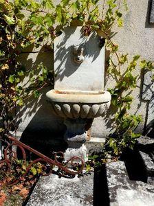 Materiaux Anciens Labrouche Fils -  - Fontana A Muro