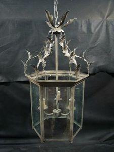 Demeure et Jardin - lanterne electrifiée 3 feux - Lanterna Da Esterno