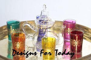 DESIGNS FOR TODAY -  - Servizio Da Tè