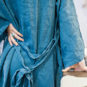 Couleur Chanvre - chanvre pur - Kimono