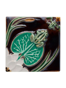 Bordalo Pinheiro -  - Piastrella Di Ceramica