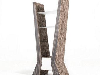 Corvasce Design - moku vetrinata in cartone - Vetrinetta