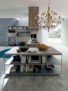 RASTELLI -  - Isola Cucina