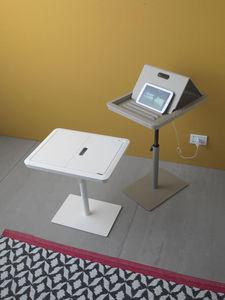 COM.P.AR - tablet - Tavolino Soggiorno Con Ripiano