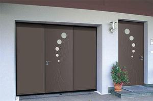 Wedoor -  - Porta Garage A Listelli