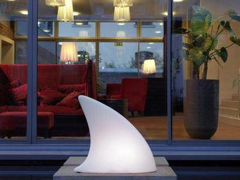 Moree - shark outdoor - Lampada Da Giardino Con Led