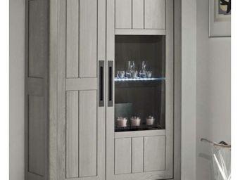 Ateliers De Langres - vitrine deauvil - Armadio Vetrina / Cristalliera