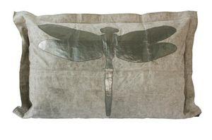 SHOW-ROOM - silver dragonfly-- - Cuscino Rettangolare