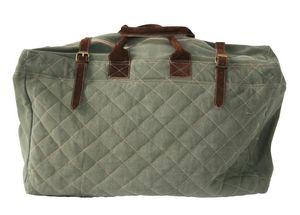 SHOW-ROOM - quilt/leather - Borsa Da Viaggio