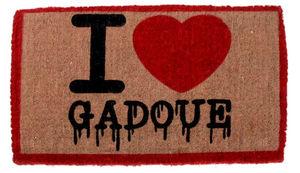 Amadeus - paillasson coco i love gadoue - Zerbino