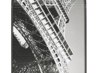 WHITE LABEL - bureau secrétaire à rideau noir - top n°5 - l 79 x - Scrittoio