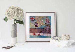 la Magie dans l'Image - print art tablo - Poster
