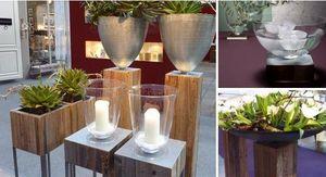SCHLITTLER & CO -  - Bicchiere Portacandela
