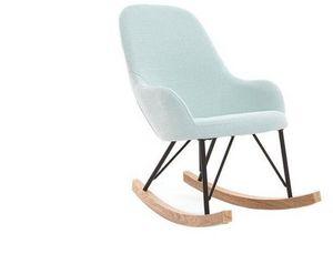 Miliboo - fauteuil relax - Sedia A Dondolo