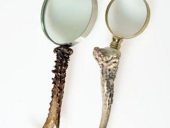 CLOCK HOUSE FURNITURE - magnifying glass - Lente D'ingrandimento