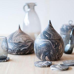 ZENZA - jar wood - Scodella