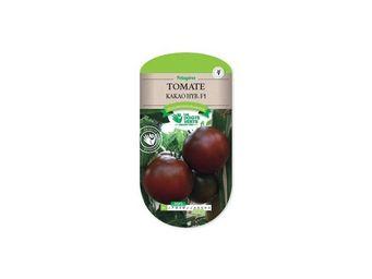 LES DOIGTS VERTS - semence tomate kakao hyb.f1 - Semenza