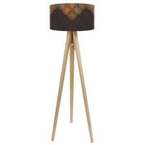 Mathi Design - lampadaire cosy - Lampada Da Terra Treppiede