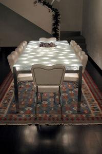 Knikerboker -  - Tavolo Da Pranzo Luminoso