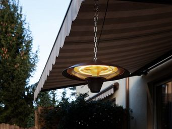 BELIANI - chauffage d'extérieur - Lampada Riscaldante Elettrica