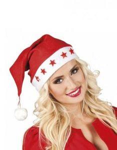 RuedelaFete.com -  - Cappello Da Babbo Natale