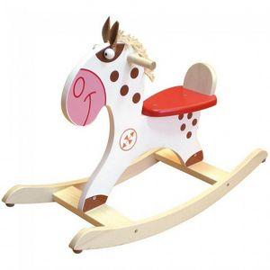 JEUJOUETHIQUE -  - Cavallo A Dondolo
