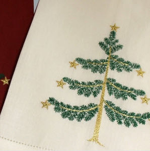 Noel - sapin - Asciugamano Ospite