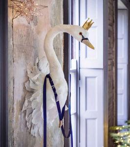 Graham & Green - majesty swan - Decorazione Natalizia