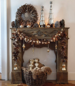 LOBERON - charlotte - Ghirlanda Di Natale